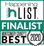 Happening List 2020 FINALIST Badge