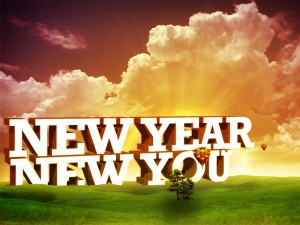 New Year--New You