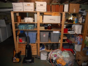 Stuff in Storage