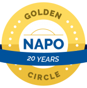 NAPO 20-Year Badge